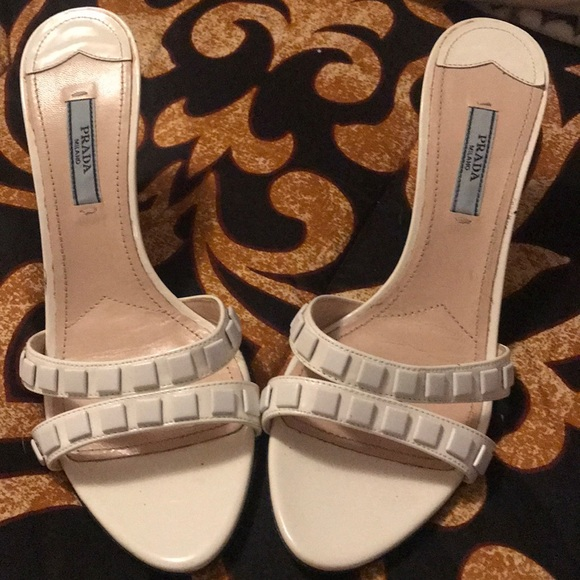 Prada Shoes   Heels Sale   Poshmark